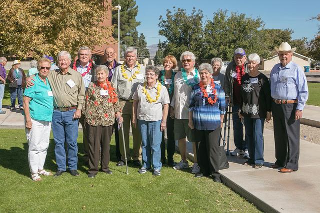 1958 60th Anniversary Reunion EAJC EAC Alumni